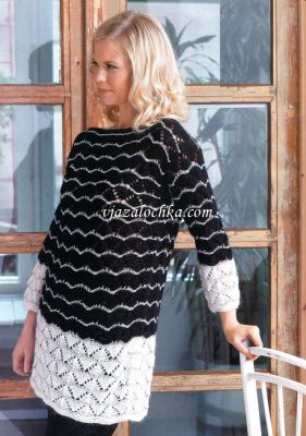 Платье крючком женственные модели и схемы вязания
